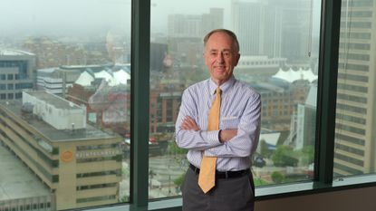Robert C. Embry Jr., head of the Abell Foundation, is a 2019 inductee into The Baltimore Sun's Business and Civic Hall of Fame.