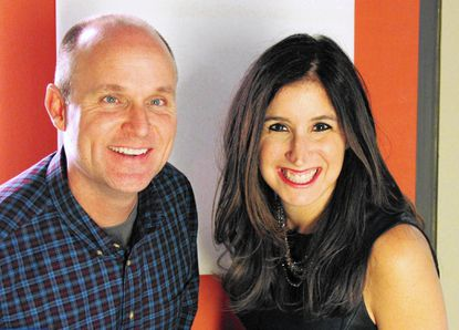 Neither Greg Carpenter, program director, nor Gina Crash, his co-host on Today's 101.9 FM Morning Show, has ever been a grand marshal.