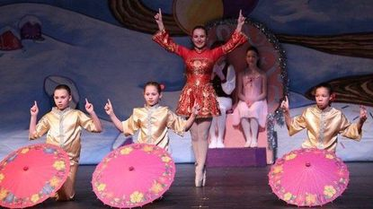 """Central Maryland Youth Ballet will present """"The Nutcracker"""" on Dec. 9 and 10 at Our Lady of Good Counsel High School in Olney."""
