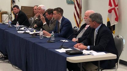 Taneytown candidates discuss police chief position, economic development at election forum