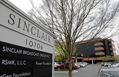 Sinclair Broadcast to become country's largest TV station owner