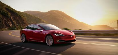 Tesla has its sights set on reporting deliveries of at least 100,000 vehicles for the three months of July, August and September. (Tesla/TNS)