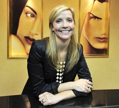 Genny Cox, marketing, Center for Cosmetic Surgery is studying for a Master in Professional Studies (MPS) in the Business of Art and Design, an online course at MICA.