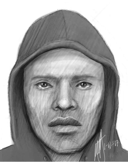 Baltimore police are looking for help in identifying a suspect in a reported rape.