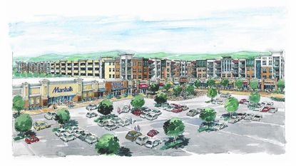 Upscale apartments coming to Hunt Valley Towne Centre