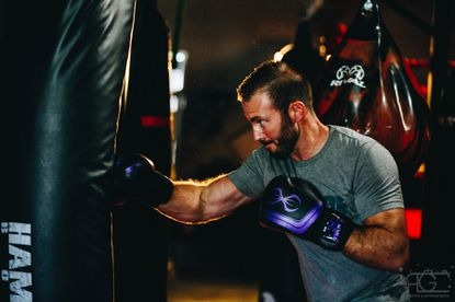 Severna Park High School graduate and former Towson lacrosse player Adam Baxter will take part in his first boxing match as part of Haymakers for Hope's Beltway Brawl on Sept. 19 at 7:30 p.m. at The Anthem in Washington.