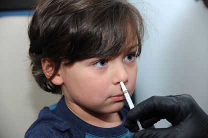 Maryland parents hunt for elusive FluMist as season gets going