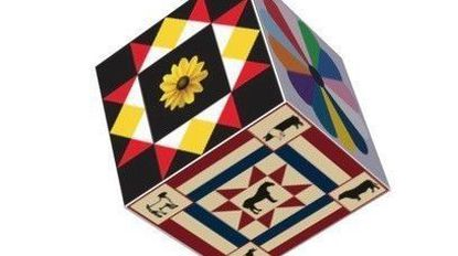 Barn quilt sculptures coming to downtown Westminster this summer