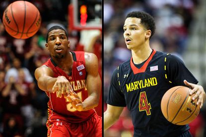 Pe'Shon Howard and Seth Allen have given the Terps a pair of point guards with varying skill sets.