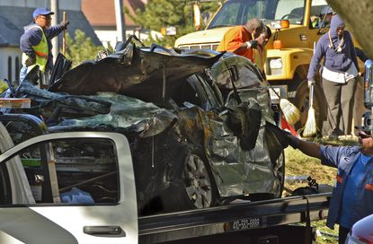 Police were ordered off pursuit before fatal crash, union