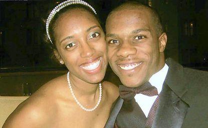 Leslie Akosua Hill and James Daniel Whitfield