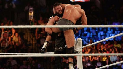 Kevin Owens gets the ultimate rub on SmackDown Live
