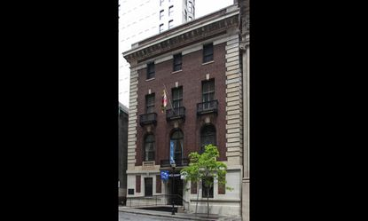 The Merchants Club building, which dates to 1905, sold last month to Helm Real Estate Holdings.