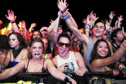 Moonrise Festival works to keep its partiers safe