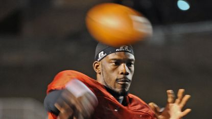 Moses Skillon has seized the quarterback position at Morgan State.