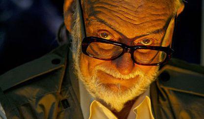 George Romero dismisses 'The Walking Dead' as 'soap opera'