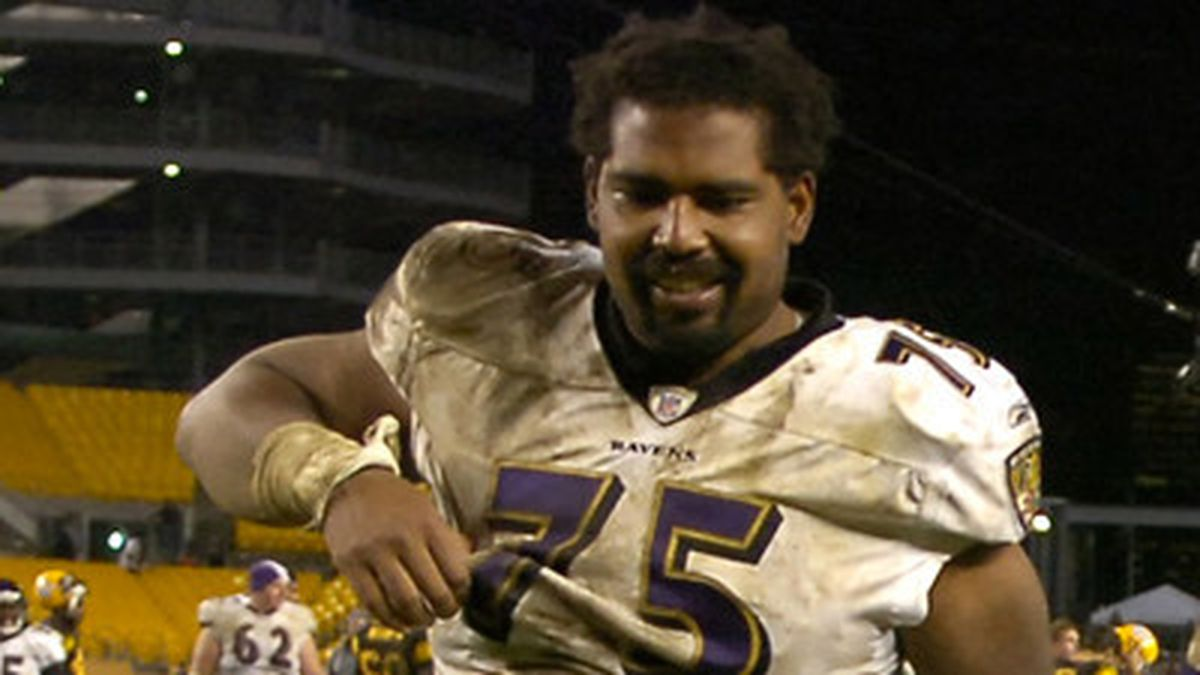 Jonathan Ogden might sit out with toe injury - Baltimore Sun