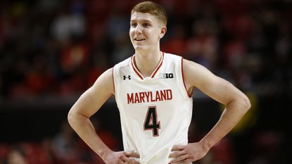 From Clifton Park (N.Y.) to College Park and now to the NBA, Kevin Huerter always returns to his roots