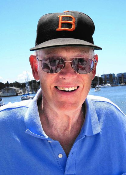 George P. Barker was a retired Howard County attorney who was an avid kayaker.