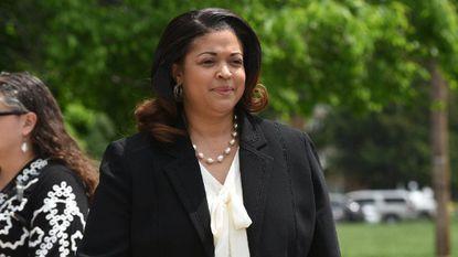 Baltimore County Public Schools Interim Superintendent Verletta White.
