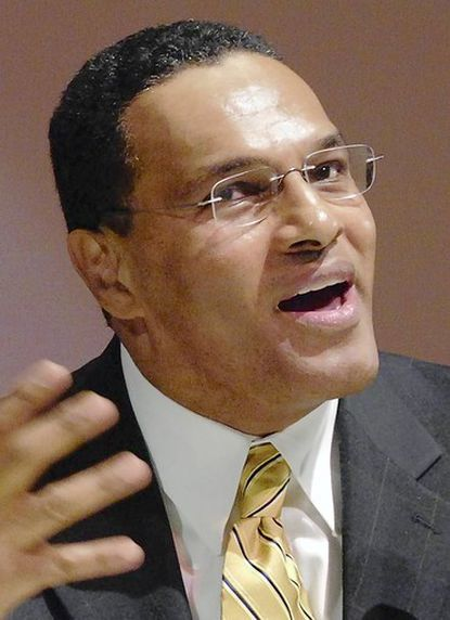 UMBC President Freeman A. Hrabowski III was named one of Time magazine's 2012 Top 100 Most Influential People.