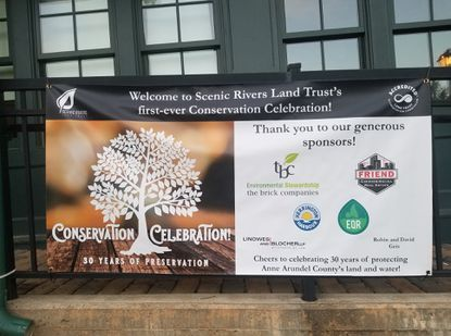 Scenic Rivers Land Trust celebrated its first-ever Conservation Celebration fundraising gala to honor the nonprofit's 30th anniversary and its recent distinction as a nationally accredited land trust.