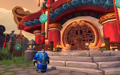 """""""World of Warcraft: The Mists of Pandaria"""" is in beta-testing now and will be released sometime later this year."""