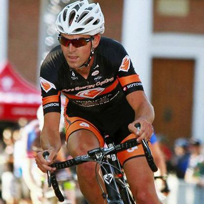 Bobby Lea, above, will be part of the US cycling team in the Summer Olympics in London starting July 27. Lea's parents, Robert and Tracey, and brother, Syd, live in Taneytown.