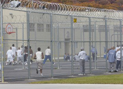 A bipartisan panel in Annapolis is looking at ways to reduce Maryland's prison population.