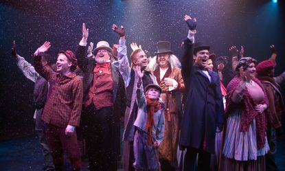 Toby's of Columbia's 'A Christmas Carol' is rich with holiday cheer