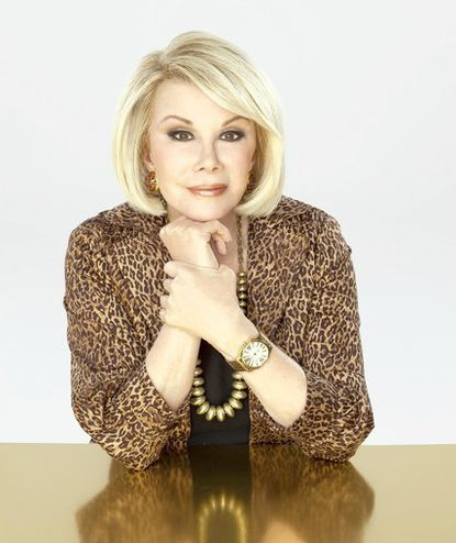 At 78, Joan Rivers connects with a new generation of fans