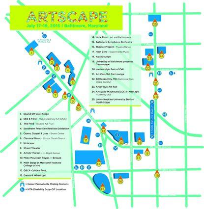 Art Off The Beaten Path: A dozen-plus art shows to check out Artscape weekend