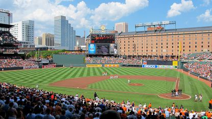 The Undercard: Don't change Oriole Park at Camden Yards