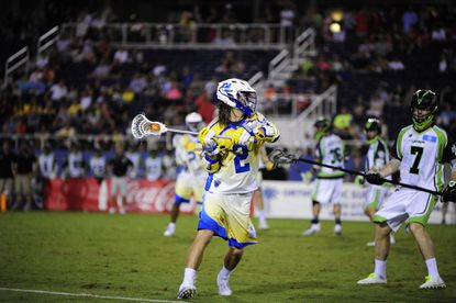 Lacrosse: Drenner trying to build his brand in pro league