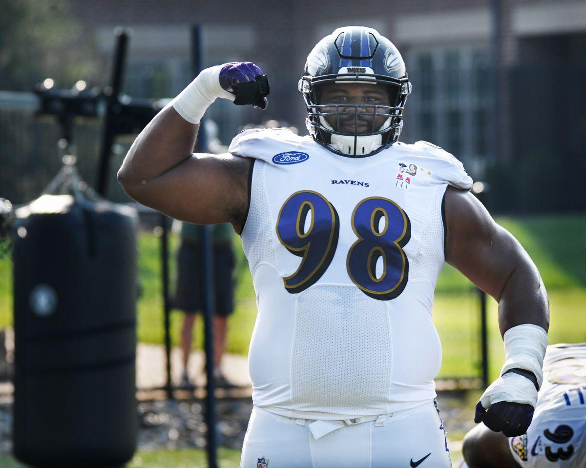 Ravens DT Brandon Williams activated off reserve/COVID-19 list; CB Anthony Averett to IR