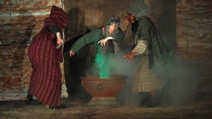 Outdoor production of 'Macbeth' in Ellicott City casts its spell