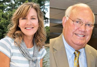 Del. Mary-Dulany James and Art Helton are locked in a tough battle for the Democratic Party nomination for the State Senate seat in District 34 covering southern and central Harford County. The winner of the June 24 primary will face Republican Bob Cassilly in the general election.