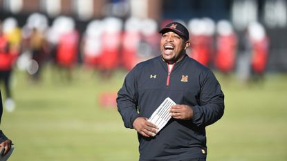 Former DeMatha High coach Elijah Brooks was one of four assistants with local ties new Maryland coach Michael Locksley hired for his staff.