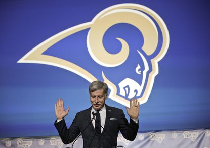 Schmuck: Rams' move from St. Louis to L.A. an unnecessary money grab for NFL