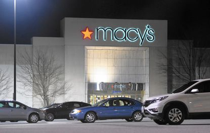 With Macy's and Sears both closing stores and reporting deteriorating financial results, Harford Mall would appear to be in a tenuous position, with the two retailers as its anchor stores.