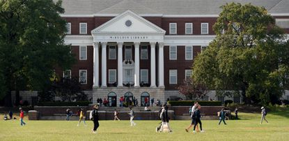 The University of Maryland is one of many schools around the country facing federal scrutiny over the way it reports gives and donations from foreign institutions and donors.
