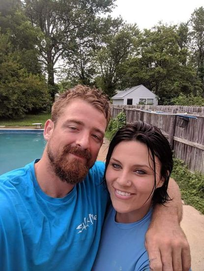 Melissa Anne Lehew was swept away while she and her boyfriend, Kyle Bowman, tried to rescue a stranded driver during a 2018 storm.