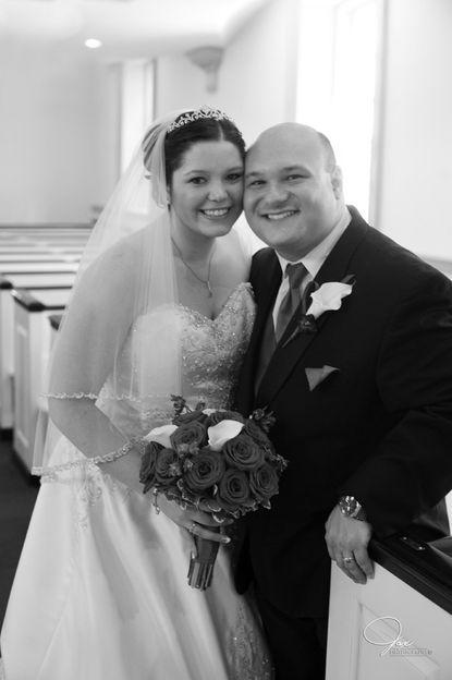 Jennifer L. Hill and Joshua I. Hiscock were married July 26, 2014