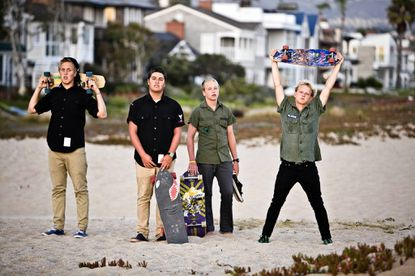 """Emily's Army performs Saturday as part of Insubordination Fest at <a href=""""http://findlocal.baltimoresun.com/listings/ottobar-baltimore"""">The Ottobar</a>."""