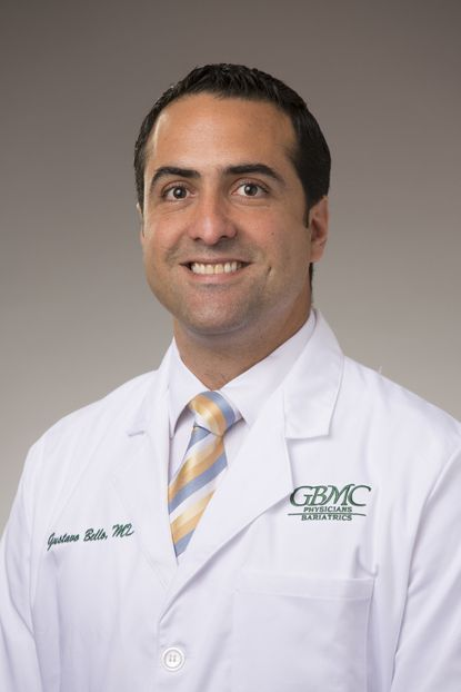 Dr. Gustavo E. Bello, is a bariatric surgeon for the Greater Baltimore Medical Center Comprehensive Obesity Management Program.