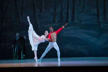 The Nutcracker, performed by The BSO and students at the Baltimore School of the Arts at the Lyric, is on point.