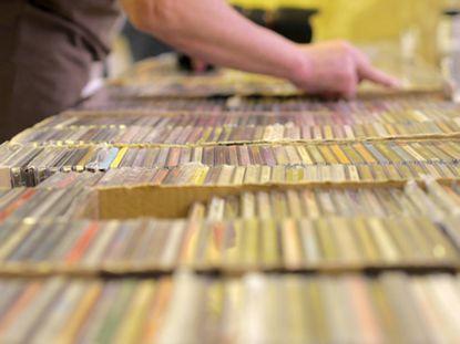 Best Buy relegating CDs to bargain bins as sales dwindle
