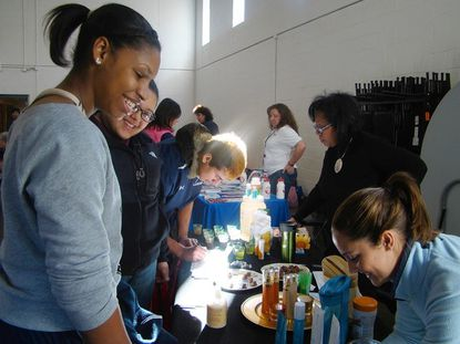 Neighbors in the News: Students attend Howard County NAACP Youth Community Health Fair