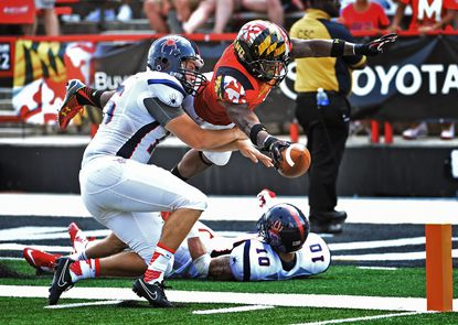 Will Likely could see an increased role in Maryland's offense