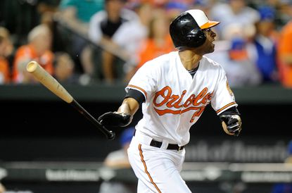 Henry Urrutia working at Orioles complex, freshly motivated by return to Cuba